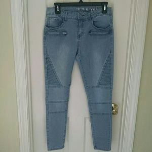 Cotton On Deluxe Moto Jeggings
